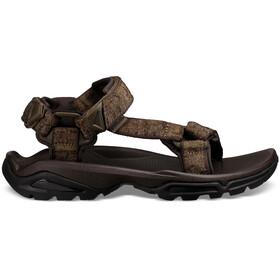 Teva M's Terra Fi 4 Sandals Rocio Olive